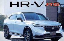 Mendekati Mirip, Seperti Inikah Wujud All New Honda HR-V 1.5 Turbo RS?