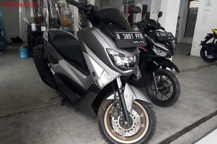 Yamaha NMAX Bekas