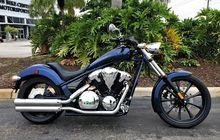 Moge Honda Ini Standar Ting-ting Tapi Sangar Mirip Harley-Davidson Custom Jadi Chopper, Tipe Apa Sih?