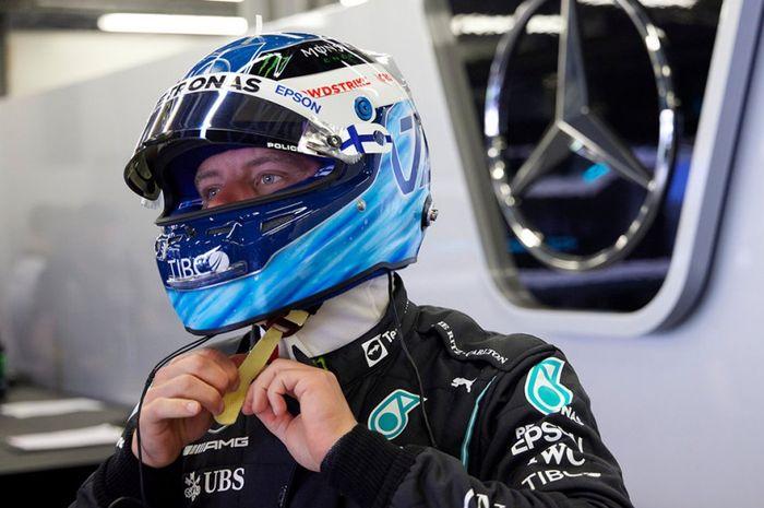Masa depan Valtteri Bottas bersama tim Mercedes ada di ujung tanduk
