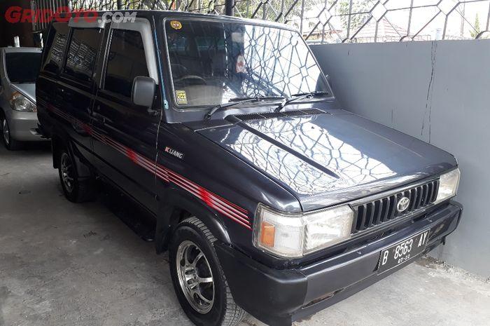 Pilihan Mobil Bekas Tahun 1990-an, Harga Mulai Rp 25 ...