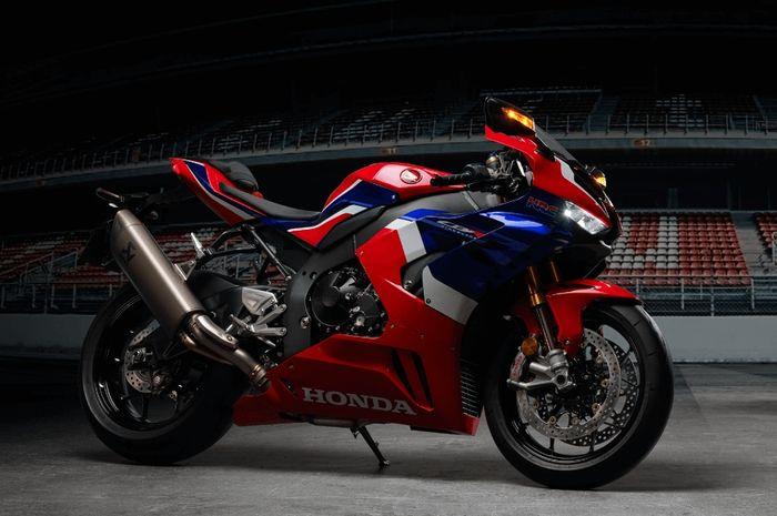 Harga Honda Cbr1000rr R Fireblade E Sp Dan Standar Bedanya Jauh Banget Selisihnya Buat Dibeliin Adiknya Aja Masih Kembalian Gridoto Com
