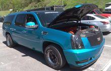 mobil ayah jadi bahan modifikasi, powernya sampai tembus 1.200 dk!