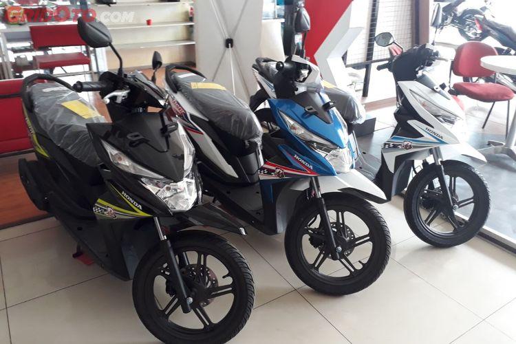 Pilihan Harga Honda Beat Esp Seken Mulai Rp 8 Jutaan Saja Gridoto Com