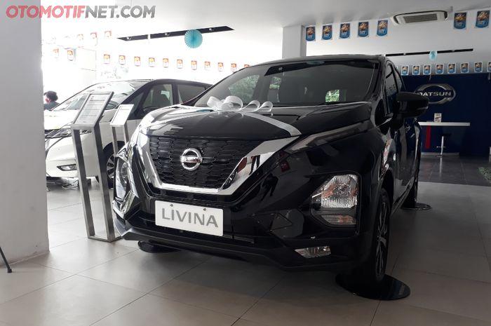 Ilustrasi Nissan Livina