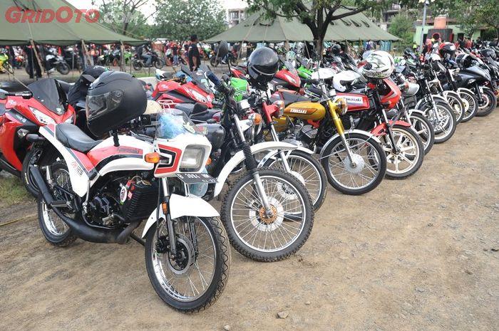 Kemeriahan Kawasaki Bike Week