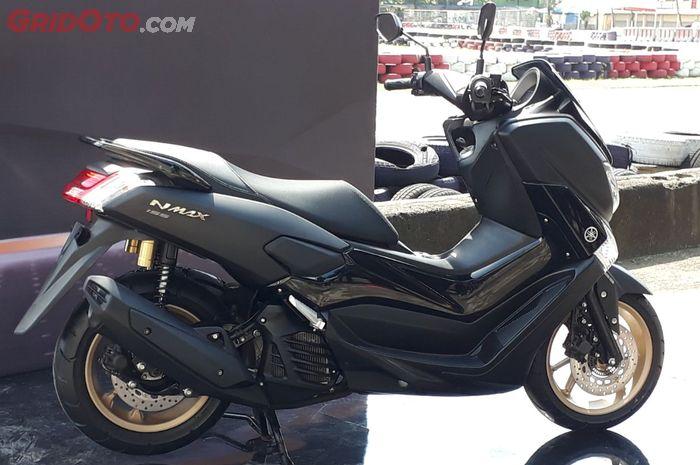 Lagi Cari Yamaha Nmax Simak Nih Harga Dan Skema Cicilannya