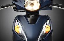 Skutik Baru Honda Bermesin BeAT, Bagasi Impian Cewek, Harganya Segini