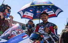 Ini Penyebab Dimas Ekky Pratama Absen di CEV Moto2 Aragon 2021