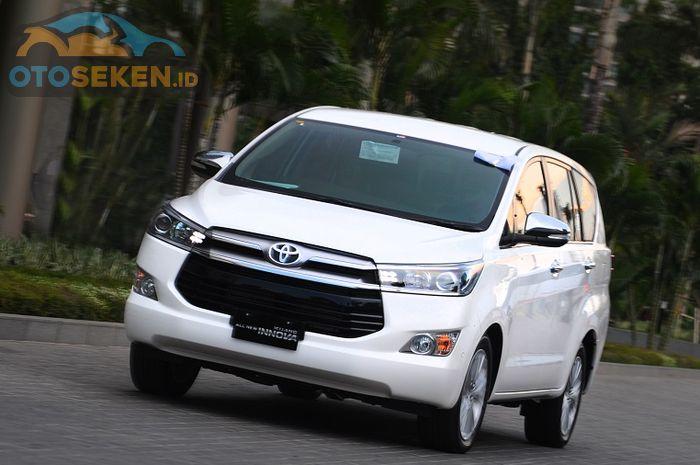 Ilustrasi. Toyota Kijang Innova diesel Reborn