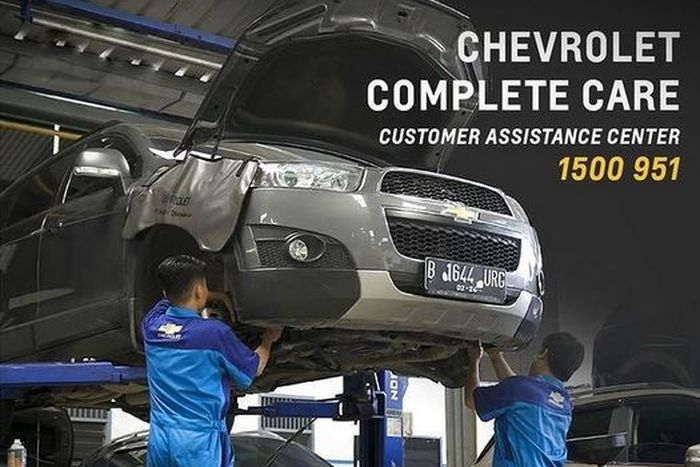 Chevrolet tetap berkomitmen untuk memenuhi layanan aftersales konsumennya di Indonesia hingga beberapa tahun ke depan.