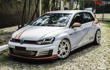 VW Golf GTi Mk7 Sporty Dimodif Simpel, Setup Kaki Ciamik, Power 410 DK