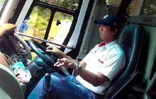 sopir bus malam buka-bukaan, dari penumpang hilang tiba-tiba hingga lihat bayangan menyeberang jalan
