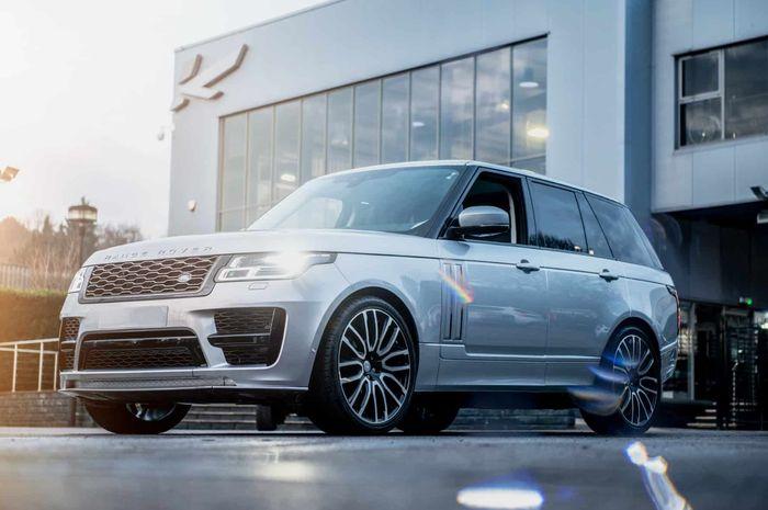 Modifikasi Range Rover Vogue SE hasil garapan Kahn design