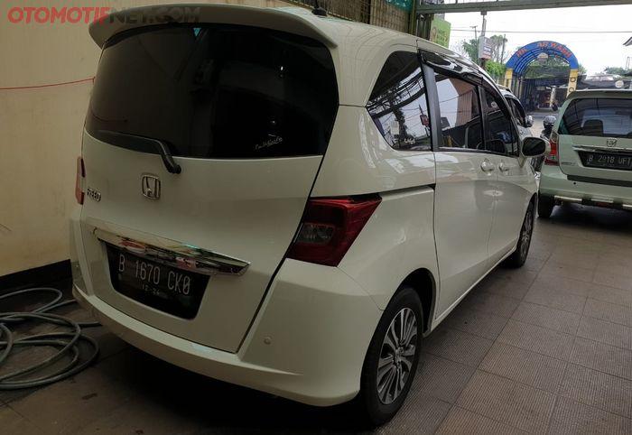 Honda Freed SD 2014