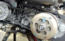 2 Penyebab Yang Bisa Bikin Kampas Ganda Motor Matik Cepat Habis
