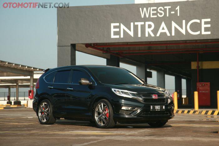 Modifikasi Honda CR-V