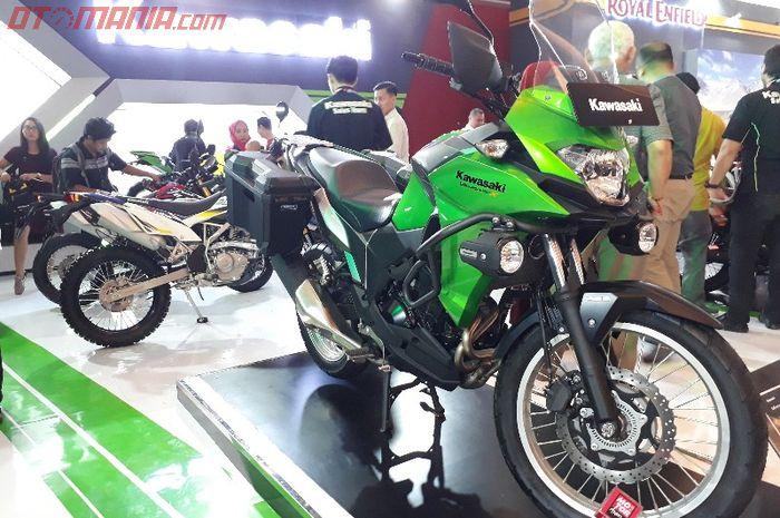 Ada diskon khusus buat Kawasaki Ninja dan Kawasaki KLX di Kemayoran