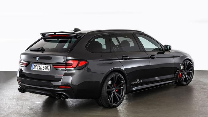 BMW Seri 5 G30 dan G31 mendapatkan silincer baru