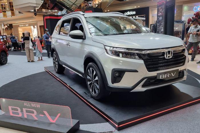 All New Honda BR-V hadir di Semarang