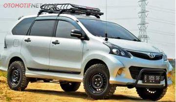 5100 Modifikasi Mobil Toyota Avanza Offroad Gratis Terbaru
