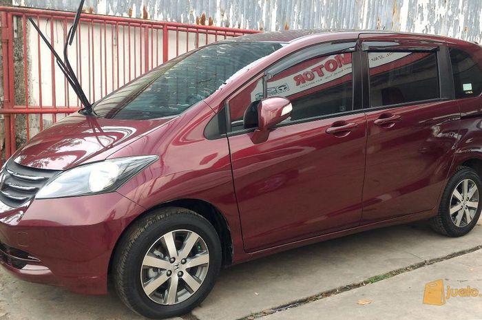 Honda Freed 2011 Seken Kini Dijual Rp 100 Jutaan Mpv Populer Gridoto Com