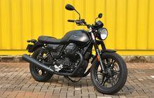 Test Ride Moto Guzzi V7 III Stone, Retro Big Bike Berfitur Sederhana