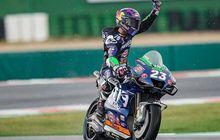Hasil Lomba MotoGP Misano 2021, Ducati Beda Generasi di Podium, Yamaha di Tengah