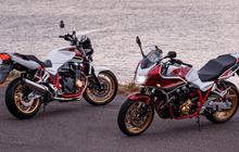 Resmi Diluncurkan Honda CB1300 Generasi Terbaru, Tenaga Sangar Dengan Tampilan Klasik Sport Retro