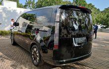 Hyundai Staria Punya Fitur ini, Buka Pintu Bagasi Gak Perlu Joget-joget Segala, Cihuy Banget