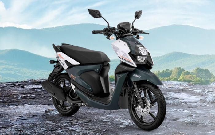 Pilihan warna baru Yamaha X-Ride 125