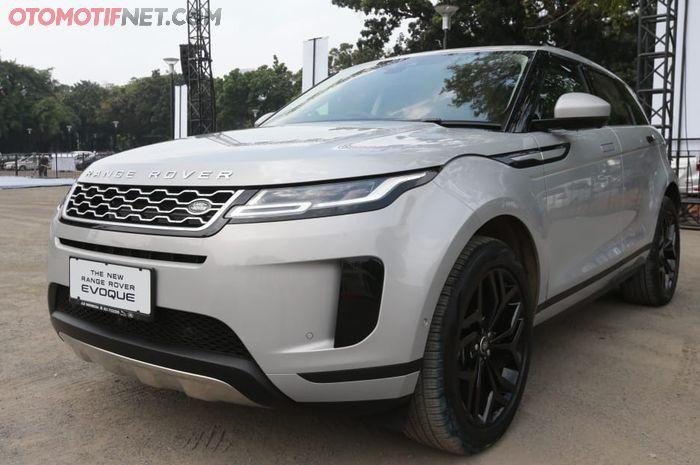 New Range Rover >> New Range Rover Evoque Diberi Fitur Canggih Bisa Tembus