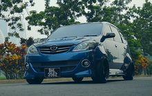 Toyota Avanza Tembem Banget Adopsi Gaya Rocket Bunny dan Kaki Merunduk