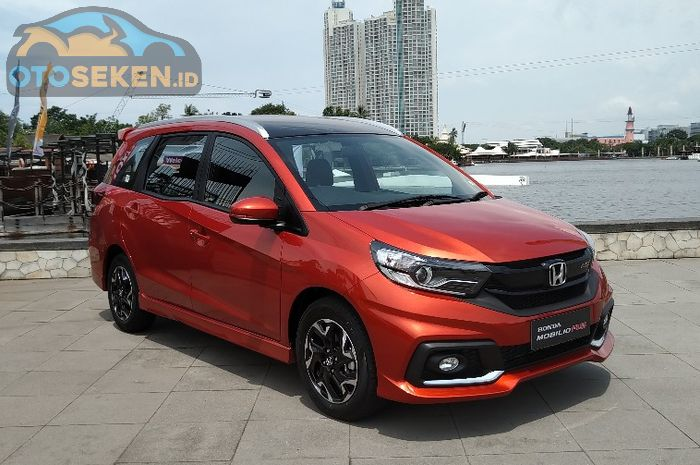 Daftar Harga Mobil Bekas Honda Mobilio Tipe Rs Paling Banyak Dicari Gridoto Com