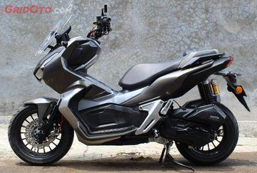 Modifikasi Honda Adv 150 Daily Use Simpel Tapi Kakinya Istimewa Gridoto Com