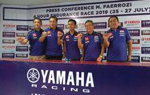 podium di arrc thailand, yamaha racing indonesia kirim m. farouzi ke balap ketahanan suzuka 4 jam