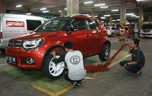 Suzuki Ignis Ganti Pelek Gede, Perhatikan Hal Ini Biar Enggak Gesrot