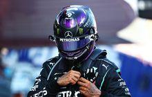 Lewis Hamilton Pusing Setelah Balap, Antara Efek Covid-19 Atau Dehidrasi