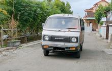 Gokil! Suzuki Carry ST20 Truntung Jadi Bermesin 4-tak, Rupanya Ganti Mesin Motor Bebek Honda