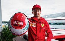 Desain Helm Charles Leclerc di F1 Inggris 2021 Punya Nilai Sejarah Bagi Tim Ferrari
