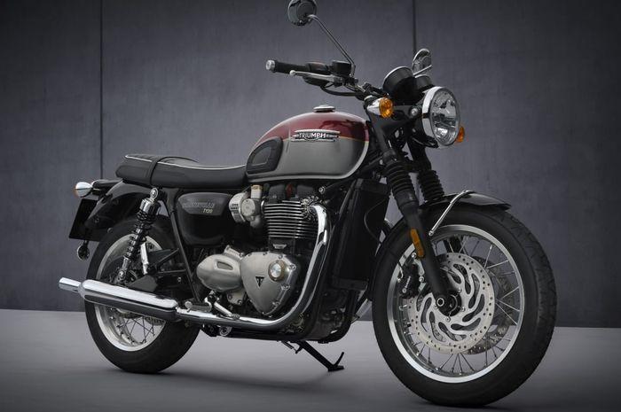 Triumph New 2021 Bonneville T120