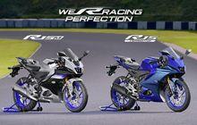 Resmi Diluncurkan, Yamaha YZF-R15 Version 4 dan YZF-R15M Punya 5 Pilihan Warna, Mana Paling Keren?