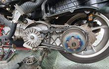 Periksa Sebelum Beli, Ini Dua Versi Mangkok Ganda CVT Yamaha NMAX