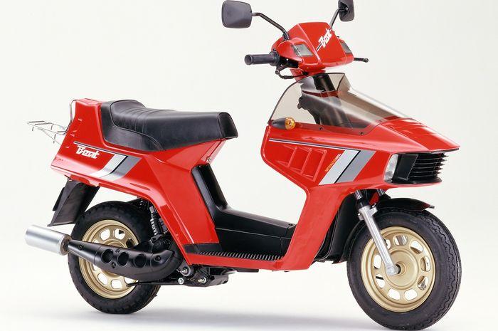 Begini Lho Tampang Honda Beat Tahun 1983 Klasik Apa Futuristik