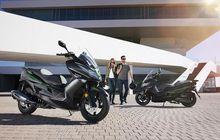 Kawasaki Punya Matic Besar, Muka Mirip Ninja, Sayang Nasibnya Kini