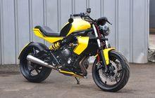 Kawasaki ER-6n Potong Sasis dan Ganti Body, Demi Jadi Petarung Jalanan
