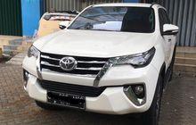 Terkenal Bandel Mobil Bekas Toyota Fortuner Diesel,  Dilego Mulai Rp 200 Jutaan