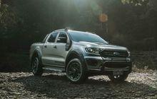 Ford Ranger Dimodifikasi Bergaya Wildtrak X, Jadi Makin Keren Nih!