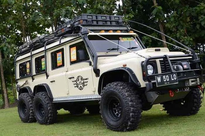 5300 Koleksi Modifikasi Mobil Land Rover HD Terbaik