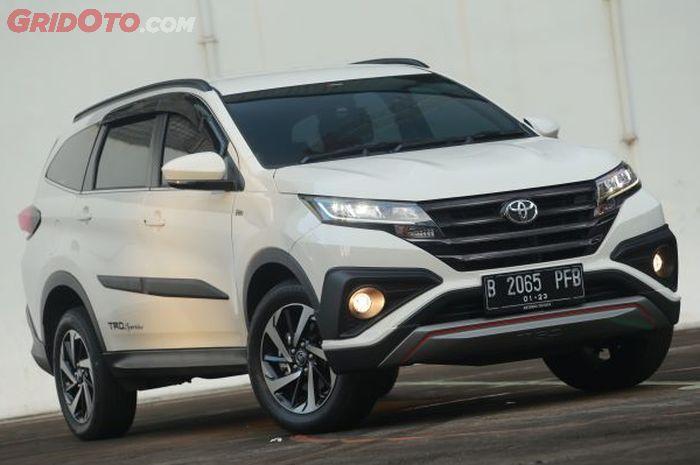 Toyota All New Rush Bekas Harganya Cuma Rp 170 Jutaan Dapat Tahun 2018 Gridoto Com